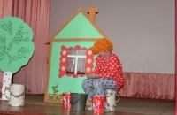 Театрализованная программа «Про Антошку и вкусную картошку»