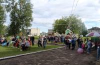 Празднование Дня рождения села Сретенье 2019
