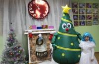 Детское новогоднее представление в Сретенье