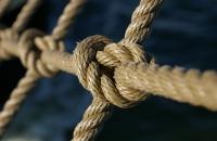 Морские узлы для начинающих.
