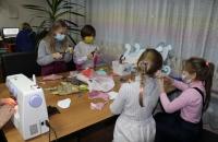 Мастер-класс «Театральная маска» в Сретенье