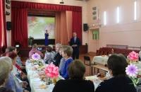 Празднование Дня пожилого человека в Сретенье