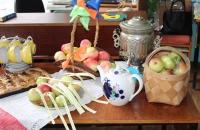 Яблочный Спас в гостях у нас!